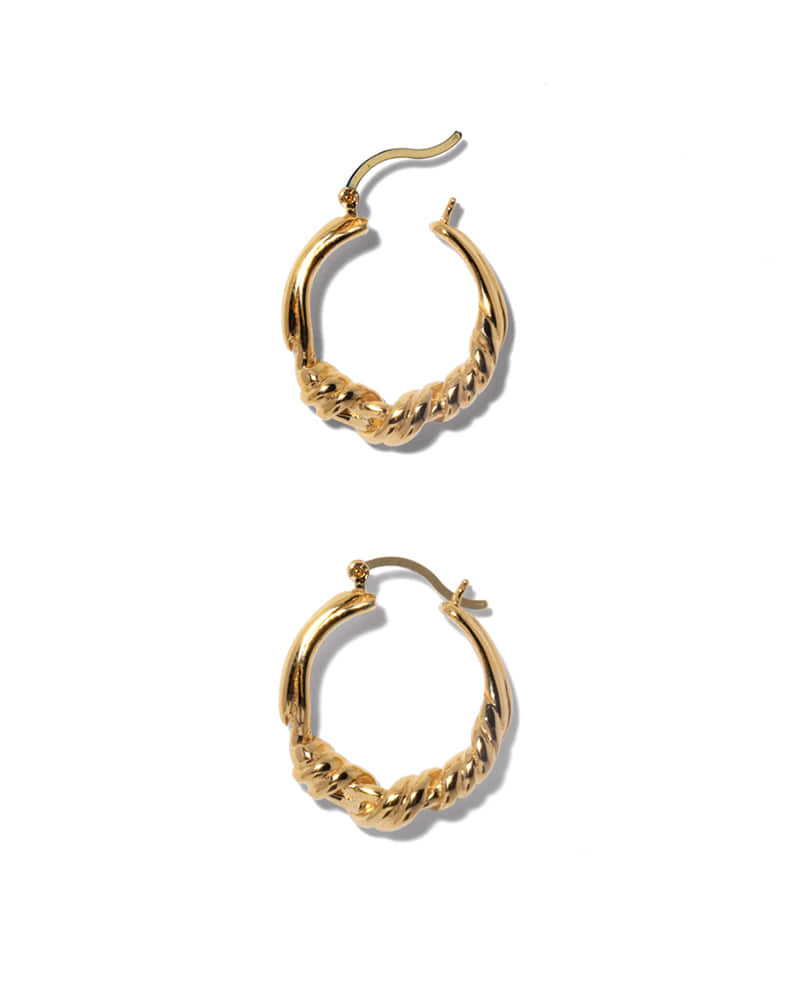GORDIAN SWEATER HOOPS