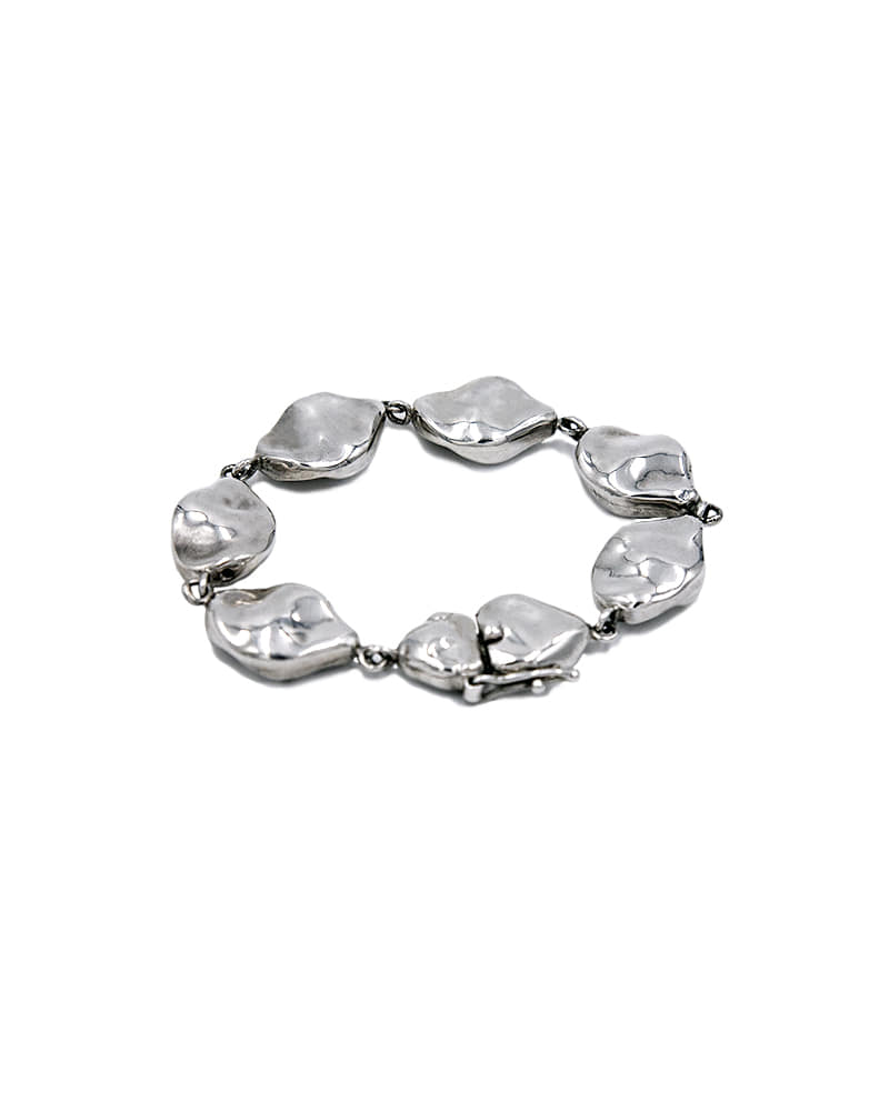 BAROQUE PEARL SHAPED BRACELET
