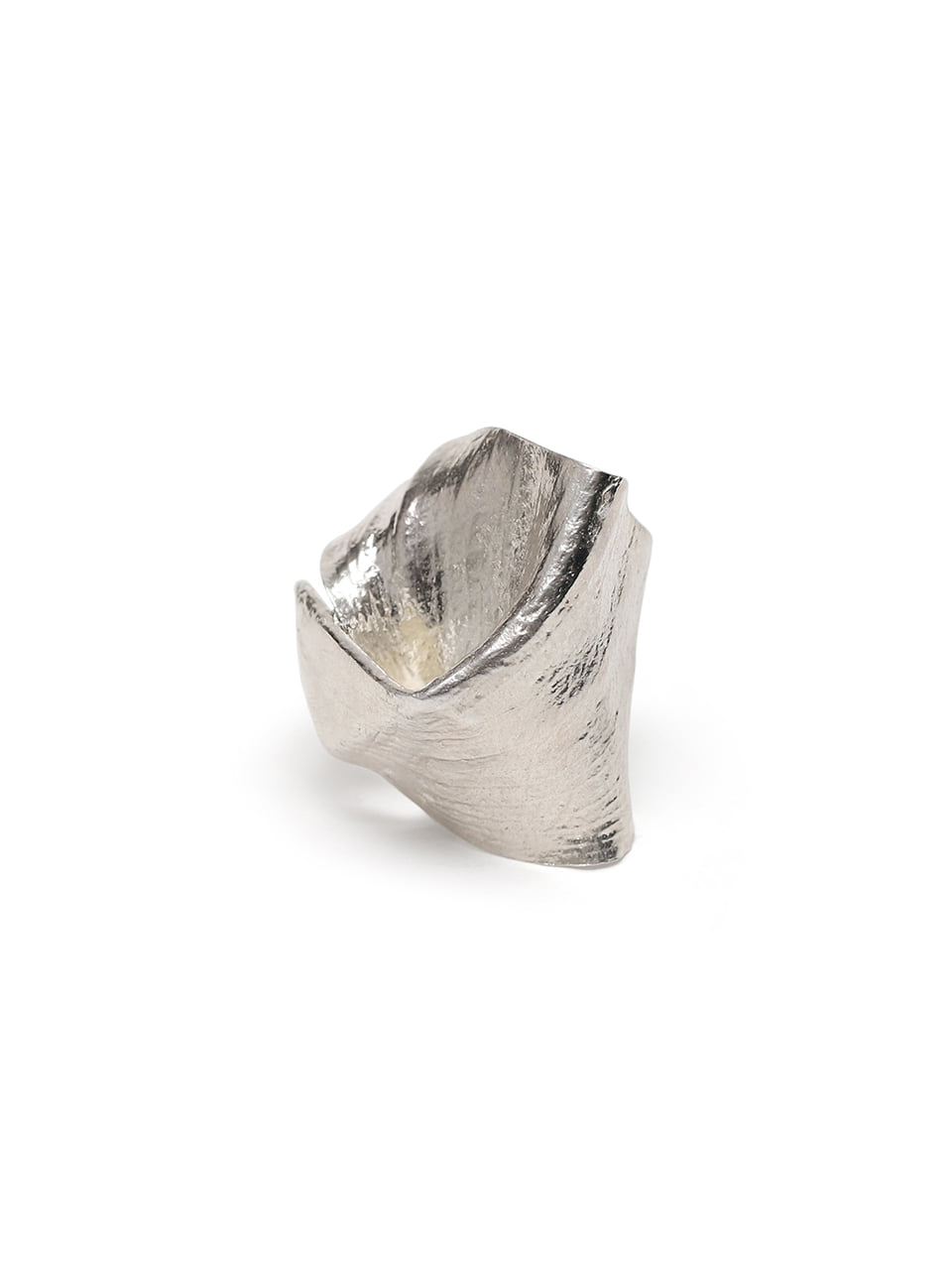 FOLDED CALLA RING
