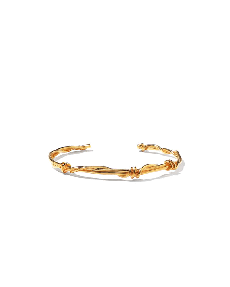 GORDIAN KNOT BANGLE